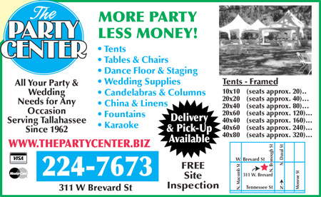 The Party Center | Your One Stop Party Shop